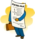 Resume-Clipart