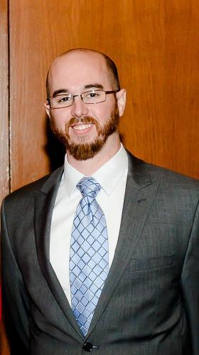 MPA student and veteran Jon Quigley